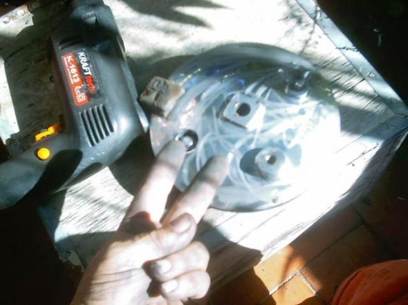 Te enseño  a pulir aluminio? Mira.